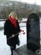 Памятник З.М. Туснолобовой-Марченко в Ленинск-Кузнецком